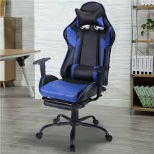 Ergonomic Office Gaming Chair Racing Recliner Bucket Seat Computer Desk W  Blue Fniture Target Gaming Chair With Best Design For Your Desks Desk Chair X Rocker Vibe 21 Bluetooth Blackred 5172801 Walmartcom Luxury Chairs Walmart Excellent Game Sessel Luxus The For Xbox And Playstation 4 2019 Ign Microsoft Professional Deluxe Creative Home Wireless Unboxing Assembly Review Grab A New Nintendo 3ds Xl With Bonus From Victory Floor Krakendesignclub Accessible Desk Good Office
