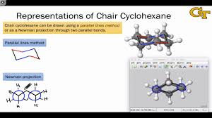 Chair Conformation Of Cyclohexane Ppt by Cyclohexane Newman Projection Mineral Water Content Diagram