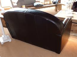 interiors canapé salon cuir vintage simple canap cuir marron vintage with salon