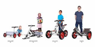 infento diy construction kit lets kids build their own bikes