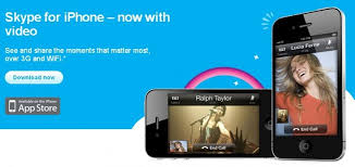 It s a good and bad day for Skype the one hand the service has finally introduced a new video calling feature for iPhone users