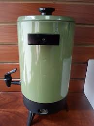 2 Of 8 Vintage Empire 32 Cup Electric Green Coffee Maker