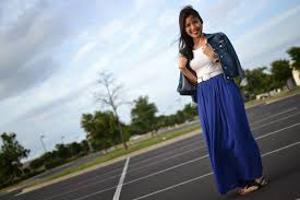 style and cappuccino red white u0026 blue maxi skirt white tank