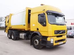 Garbage Trucks: Volvo Garbage Trucks Sale