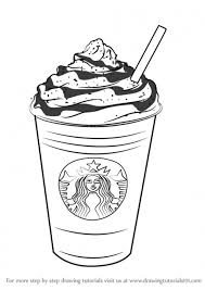Collection Of Coloring Pages Starbucks