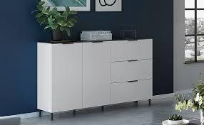 cary sideboard wohnzimmer weiß marmor günstig möbel küchen büromöbel kaufen froschkönig24