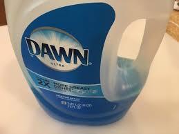 Slow Draining Bathroom Sink Vinegar by Use Dawn Detergent To Unclog A Drain Thriftyfun