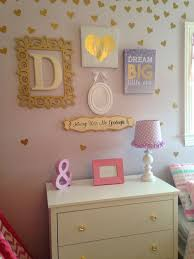 My Daughters Newly Created Toddler Bedroom Shades Of Pink Purple Teal And GOLD