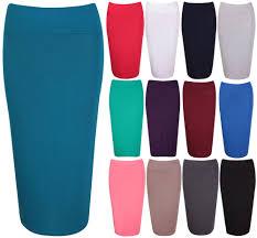 plus size stretch pencil skirt u2013 plus size fashion