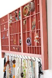 View In Gallery DIY Jewelry Organizer