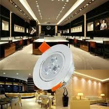ls lighting ceiling fans 3 5 7 led einbauleuchte
