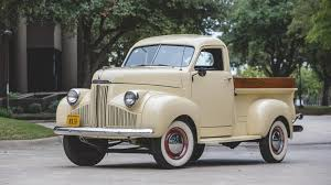 1947 Studebaker Pickup | S130.1 | Dallas 2016 1947 Historic Studebaker Truck Stock Photos Champion Wikipedia 1951 12 Ton Pickup Model 2r612 With Original Canopy Croneca Mseries Specs Modification Hemmings Find Of The Day 1948 M15a Pick Daily Classics For Sale On Autotrader 1002clt01z1947studebakm5piuptruckfrontbumper Hot Rod Sale 2004214 Motor News Studebaker M5 1500 Pclick Gateway Classic Cars 238ndy Ton Pickup Truck S1301 Dallas 2016