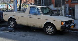 File:1981 Volkswagen Rabbit Pickup Diesel LX, FR.jpg - Wikimedia Commons
