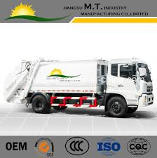 China Compression Garbage Truck Dongfeng 13 Cubic Meters Rubbish ...