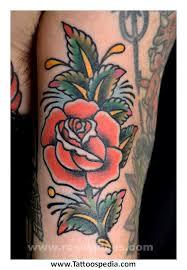 Flower Tattoos Sailor Jerry 5