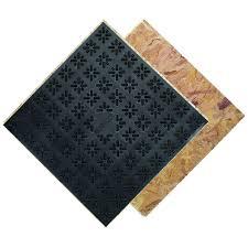 Floor Muffler Vs Cork Underlayment should i use a 6 mil poly moisture barrier for engineered hardwood