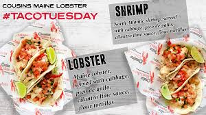 100 Cousins Maine Lobster Truck Menu At Ohio Health Revenue Cycle 5350 Frantz Rd