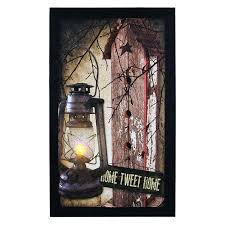 lighted canvas pictures tree hill