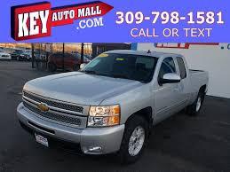 100 2013 Truck Used Chevrolet Silverado 1500 For Sale Moline IL VIN