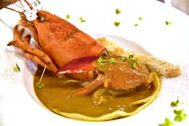 cuisine emulsion lobster ravioli in spiced bisque emulsion 2 gallery