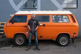 100 Restored Retro Campers For Sale Camper Van Restoration Pros At Peace Vans Make VW Magic