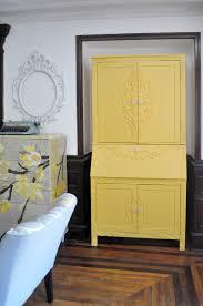 Small Secretary Desk With File Drawer by House Tour Sofia U0027s Diy Garden Apartment In Brooklyn Secretary
