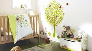 theme chambre garcon chambre bébé nature