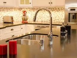 Kohler Simplice Faucet Cleaning by Kelly Residence Del Mar California A Modernized 80 U0027s Kitchen