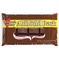 Pumpkin Spice Hershey Kisses Walmart by Plymouth Pantry Almond Bark Chocolate Baking Bar 24 Oz Walmart