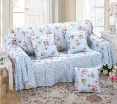 großhandel anti rutsch tuch kunst sofa handtuch bedeckte sofa abdeckung alle gepflastert sofa set kissen decke stoff sofa europäischen pastorale real