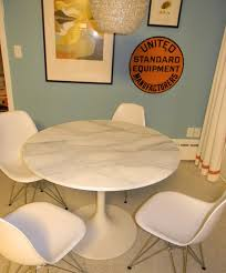 Standard Round Dining Room Table Dimensions by Furniture Docksta Table Saarinen Table Dimensions Round Tulip
