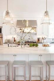 white coastal kitchen island lighting coastal kitchen pendants
