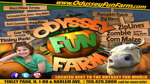 Pumpkin Patch Illinois Chicago by Odyssey Fun Farm Enjoy Illinois