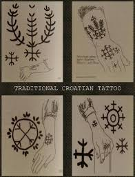 Christian Tattooing In Bosnia And Herzegovina Slavorum