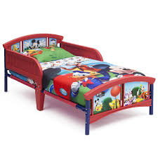 mickey mouse plastic toddler bed walmart com