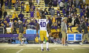 LSU Linebacker Devin White Announces He Will Leave For NFL Draft: 'I ...
