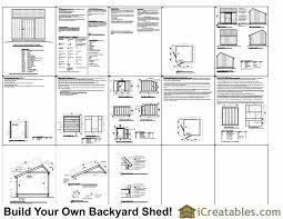 10x10 salt box shed plans saltbox storage shed icreatables com