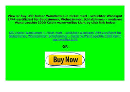 big sale led indoor wandle in nickel matt schlichter