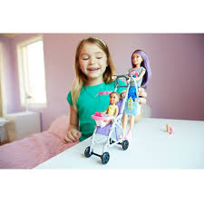 IN BOX BARBIE LOVES BUZZ DISNEY TOY STORY PIXAR BARBIE DOLL By