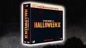 Halloween 6 Producers Cut Dvd by Halloween 2 2009 3 Disc Limited Collector U0027s Edition Unboxing