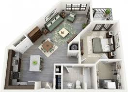 Single Life Apartment 4