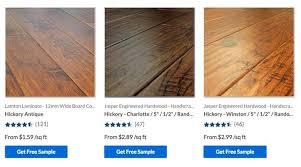 Get Free Hardwood Flooring Samples At Builddirect