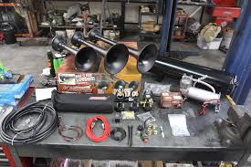 Get Loud; Installing Kleinn Air Horns' Biggest Train Horn Kit On A ... Tips On Where To Buy The Best Train Horn Kits Horns Information Truck Horn 12 And 24 Volt 2 Trumpet Air Loudest Kleinn 142db Air Compressor Kit230 Kit Kleinn Velo230 Fits 09 Hornblasters Hkc3228v Outlaw 228v Chrome 150db Air Horn Triple Tubes Loud Black For Car Universal 125db 12v Silver Trumpet Musical Dixie Duke Hazzard Trucks 155db 200psi Viair System Conductors Special How Install Bolton On A 2010 Silverado Ram1500230 Ram 1500 230 With 150psi Airchime K5 540