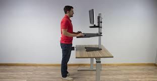 Kangaroo Standing Desk Dual Monitor by 7 Problems And Solutions For Kangaroo Standing Desk Converter