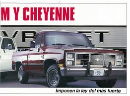 Mexican Chevy Truck - The 1947 - Present Chevrolet & GMC Truck ...