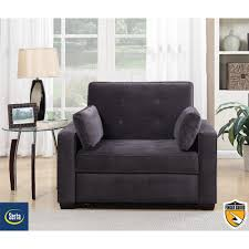 Serta Convertible Sofa With Storage by Serta Futons Serta Anderson Twin Convertible Chair U0026 Reviews