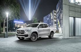 Mercedes-Benz Announces 2017 X-Class Pickup Truck | Fortune