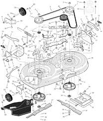 Murray Mower Deck Belt by Murray 425303x92b Parts List And Diagram Ereplacementparts Com