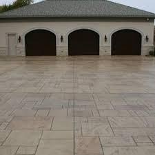 concrete patio appleton wi matt skotzke concrete construction contractors 2594 belaire rd