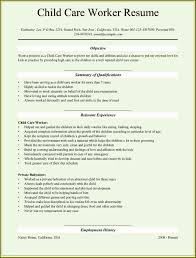 Child Care Resume Objective Fantastic 5 Child Care Resume ... How To Write A Perfect Caregiver Resume Examples Included 78 Childcare Educator Resume Soft555com Customer Service Sample 650841 Customer Service Child Care Director Samples Velvet Jobs Sample For Nursery Teacher New Example For Childcare Social Services Worker Best Of Early Childhood Education 97 Day Duties Daycare Job Description Luxury Provider Template Assistant Writing Tips Genius